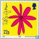 Briefmarken - Man - Adopt-a-Minefield