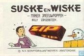 Comic Books - Willy and Wanda - Suske en Wiske maken sneeuwpoppen / Etranges epouvantails