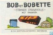 Bandes dessinées - Bob et Bobette - Suske en Wiske maken sneeuwpoppen / Etranges epouvantails