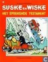 Comics - Suske und Wiske - Het sprekende testament