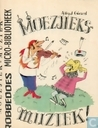 Comics - Moezjieks-muziek! - Moezjieks-muziek!
