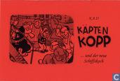 Comic Books - Kappie [Toonder] - Käpten Kopp ...und der neue Schiffskoch
