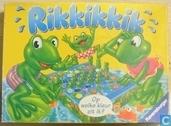 Brettspiele - Rikkikkik - Rikkikkik