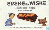 Strips - Suske en Wiske - Nachtelijke storing / Un oiseau rare