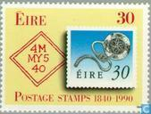 Postage Stamps - Ireland - 150 years Anniversary Stamp