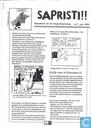Bandes dessinées - Sapristi!! (tijdschrift) - Nr 7, juni 1999
