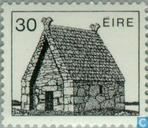 Timbres-poste - Irlande - Architecture