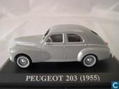 Voitures miniatures - Altaya - Peugeot 203
