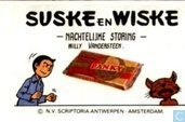 Comic Books - Willy and Wanda - Een rare vogel / Nachtelijke storing