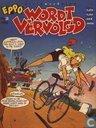Comic Books - Eppo Wordt Vervolgd (tijdschrift) - 1986 nummer  28