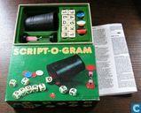 Spellen - Script-o-gram - Script-o-gram letterspel