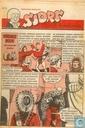 Strips - Sjors van de Rebellenclub (tijdschrift) - 1958 nummer  16