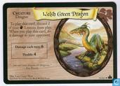 Cartes à collectionner - Harry Potter 4) Adventures at Hogwarts - Welsh Green Dragon