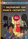 Strips - Kuifje - 't Smokweark van Bianca Castafiore