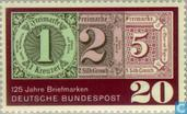 Postage Stamps - Germany, Federal Republic [DEU] - Stamp Anniversary 1840-1965