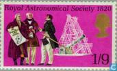 Briefmarken - Großbritannien [GBR] - Royal Astronomical Society 1820
