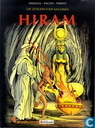 Comics - Zuilen van Salomo, De - Hiram