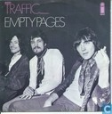 Platen en CD's - Traffic - Empty Pages