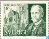 Postzegels - Zweden [SWE] - Nobelprijs 1915
