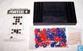 Jeux de société - Vier op 'n rij - Match 4