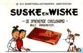 Comic Books - Willy and Wanda - De sprekende circushond / Lambik maakt kiekjes