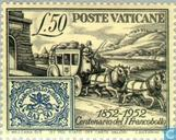 Stamp Papal States 100 years