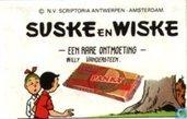 Comics - Suske und Wiske - Een spannend boek / Een rare ontmoeting