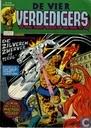 Strips - Fantastic Four - De Zilveren Zwerver is terug!