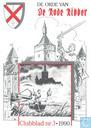 Bandes dessinées - Orde van de Rode Ridder, De (tijdschrift) - De orde van De Rode Ridder 3