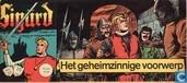 Strips - Sigurd - Het geheimzinnige voorwerp