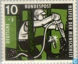Postage Stamps - Germany, Federal Republic [DEU] - Miners