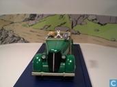 """Modelauto's  - Atlas - De mitrailleurwagen uit """"Het gebroken oor"""""""