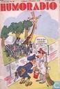 Comics - Humoradio (Illustrierte) - Nummer  40