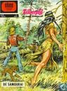 Strips - Ohee (tijdschrift) - De samourai