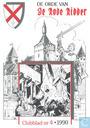 Strips - Orde van de Rode Ridder, De (tijdschrift) - De orde van De Rode Ridder 4