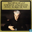Mozart-Karajan  Symphonie Concertante  Petit Musique De Nuit