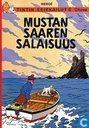 Comic Books - Tintin - Mustan Saaren Salaisuus
