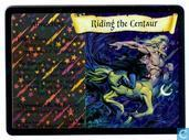 Cartes à collectionner - Harry Potter 4) Adventures at Hogwarts - Riding the Centaur