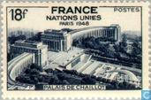 Timbres-poste - France [FRA] - Assemblée des Nations Unies- Paris