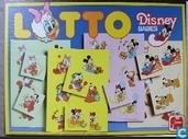 Board games - Lotto (plaatjes) - Disney Babies Lotto
