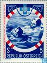 Postage Stamps - Austria [AUT] - Saving Swimming
