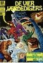Bandes dessinées - Quatre Fantastiques, Les - De terugkeer van de vreselijke vier
