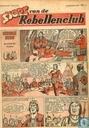 Bandes dessinées - Sjors van de Rebellenclub (tijdschrift) - 1957 nummer  1