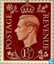 Briefmarken - Großbritannien [GBR] - König Georg VI.