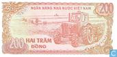Billets de banque - Ngan Hang Nha Nuoc Viëtnam - Dong Vietnam 200