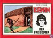 Comics - Erwin de vrijbuiter - Der Freibeuter