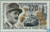 Postzegels - Frankrijk [FRA] - Maarschalk Leclerc
