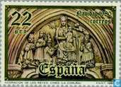 Postage Stamps - Spain [ESP] - Christmas
