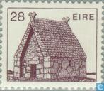 Briefmarken - Irland - Architektur