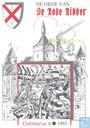 Bandes dessinées - Orde van de Rode Ridder, De (tijdschrift) - De orde van De Rode Ridder 6